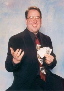 Fast Jimmy - Magician